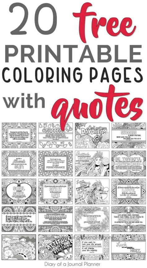 printable quote coloring pages   coloring quotes