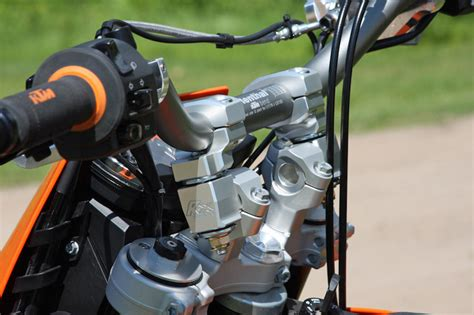 Rox Speed Fx Bar Risers & Other Accessories For Adv/dual