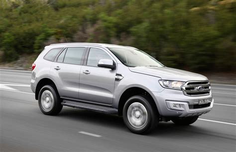 2017 Ford Everest Gets New Rwd Variant Priced From