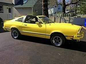 78 Mustang in 2020 | Mustang ii, Mustang, Ford mustang