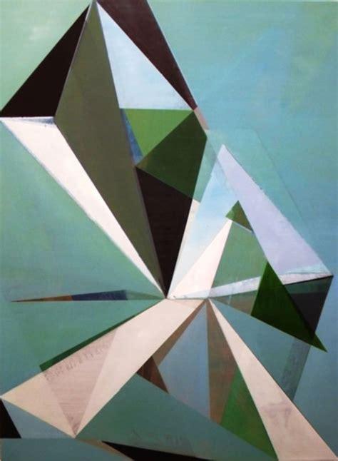 aesthetic geometric abstract art paintings bored art