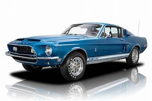 1968 Ford Shelby Mustang GT350 for sale #115510 | MCG
