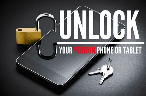 How To Unlock Your Verizon Phone Or Tablet Whistleout