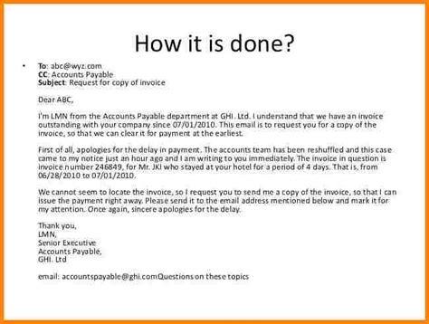request letter  invoice copy  invoice letter