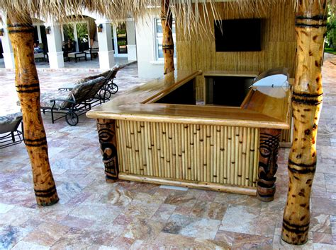 patio tiki bar my great outdoors and yard