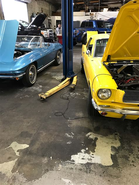 gallery  car repair shop pacific auto electric poway