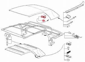 Bmw 3-series E36  1992-1999  - Convertible Parts
