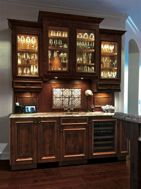 Ideas For Bar Cabinets by The Entertainer S Guide To Designing The Bar