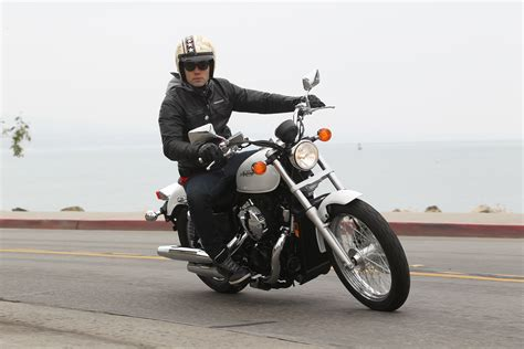 2010 Honda Shadow Ride Photos
