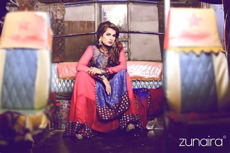 latest pakistani party wear dresses  women