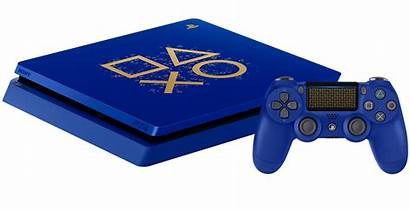 Playstation Play Edition Limited Days Ps4 Console
