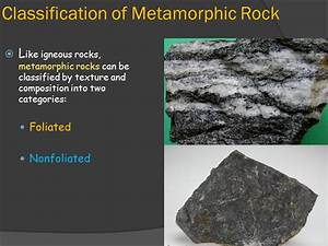 Earth Science 3.4 Metamorphic Rock. - ppt video online ...