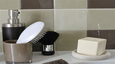 adhesif carrelage cuisine adhesif carrelage salle de bain et cuisine en lot de 10