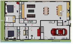 Maison 120m2 Plain Pied : demande de conseils maison passive plain pied 120m2 51 messages ~ Melissatoandfro.com Idées de Décoration