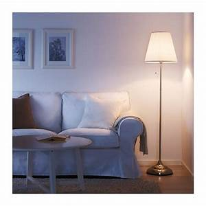 ikea alang floor lamp nickel plated white nazarmcom With alang floor lamp white