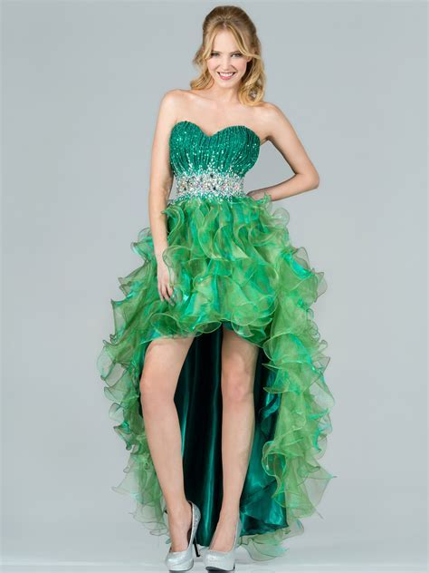 Glamorous and Stupendous High Low Prom Dresses   Ohh My My