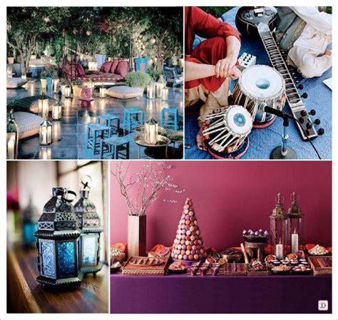 decorationmariageorientalcandybar mariage oriental
