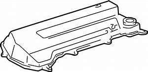 Chevrolet Prizm Engine Valve Cover  Beginning  Bearings