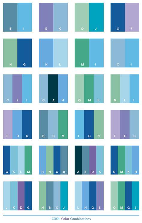 cool color schemes color combinations color palettes for