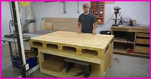 Table Saw Outfeed / Assembly Bench / Storage - Page 2 of 2