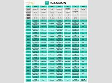 Printable Calendar 2016 For Marathon Training Calendar
