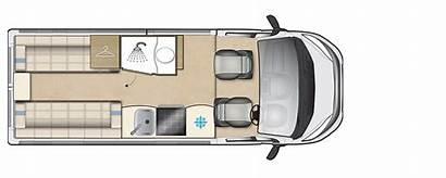Campervan Ducato Fiat Sleepers Peugeot Motorhomes Luxury