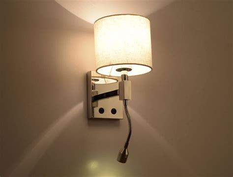 Bedroom Study Wall Light Bedside Reading Wall Lamp Spot