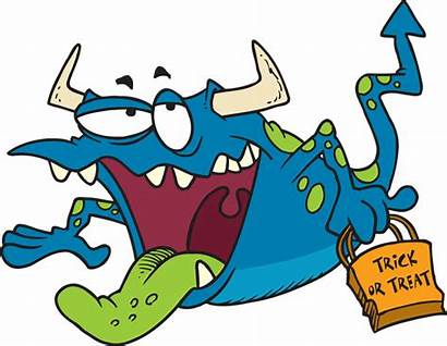 Funny Monster Halloween Clipart Clip Cliparts Monsters