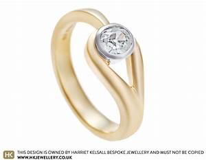 nicola39s yellow gold and palladium danish design inspired With danish wedding rings