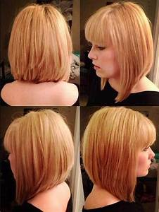Hairstyles Long Bobs With Fringes HairStyles