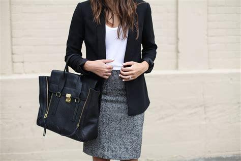 clothes  wear  job interviews popsugar fashion