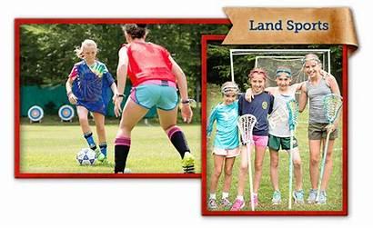 Camp Sports Lochearn Basketball Activities Land Archery
