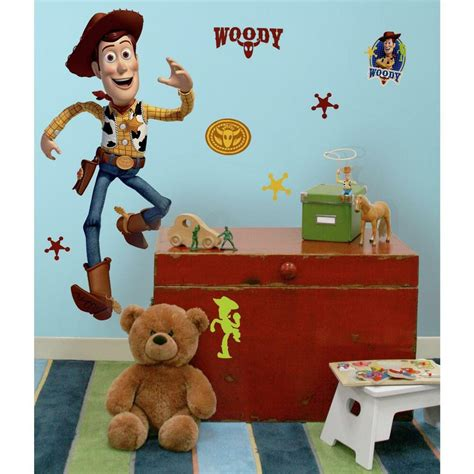Roommates Toy Story 4 Peel And Stick Wall Decals