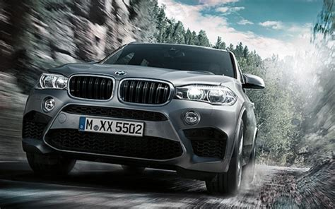 2017 Bmw X5m Redefines Luxury For Customers In A