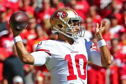 Garoppolo Jimmy 49ers Vs Chiefs Nfl Injury