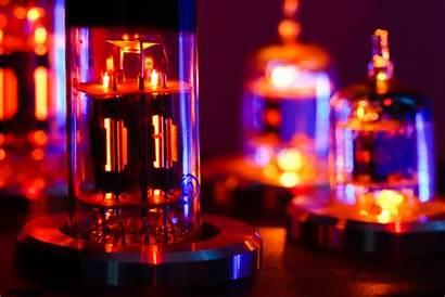 Tube Glowing Amp Glow Tubes Biasing Stereo