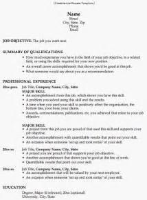free basic resume sles retail resume template australia