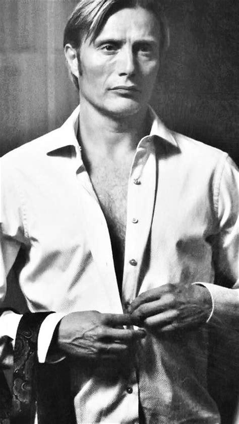 El actor danés Mads Dittmann Mikkelsen era gimnasta y
