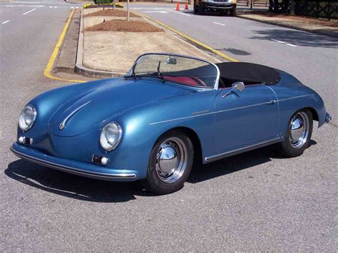 Porsche 356 Speedsters For Sale by 1957 Porsche 356 Speedster Replica For Sale Classiccars