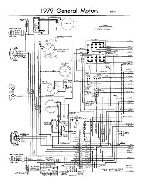 generation wiring schematics chevy nova forum custom