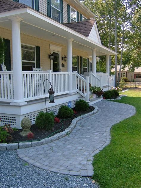 traditional exterior front porch design pictures remodel