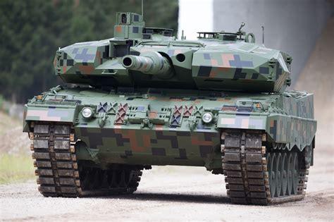 polands leopard upgrade advances armada international