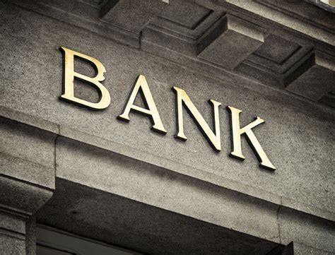 Bank Sign Building | Global Trade Review (GTR)