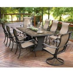 agio panorama 9 patio set get top entertainment