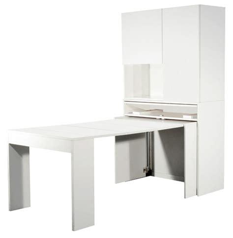 meuble table bar cuisine table haute de cuisine avec rangement table relevable en