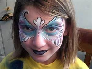 Michigan Face Painters | Oddzin Ends Face Painting ...