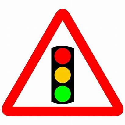 Traffic Sign Cautionary Board Signals Reflective