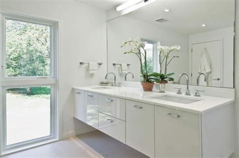 all white bathroom ideas 13 all white bathrooms with clean and classic style fox news