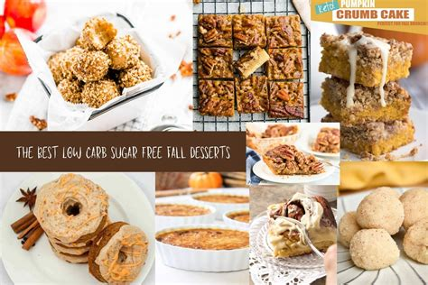 """Did someone say keto chocolate? The Best """"Low Carb /No Sugar"""" Fall Desserts"""
