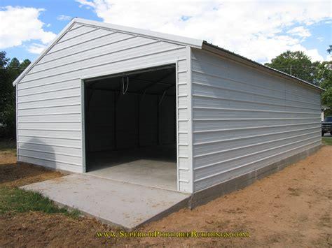 24 X 40 Garage by Steel Garage 6 866 943 2264